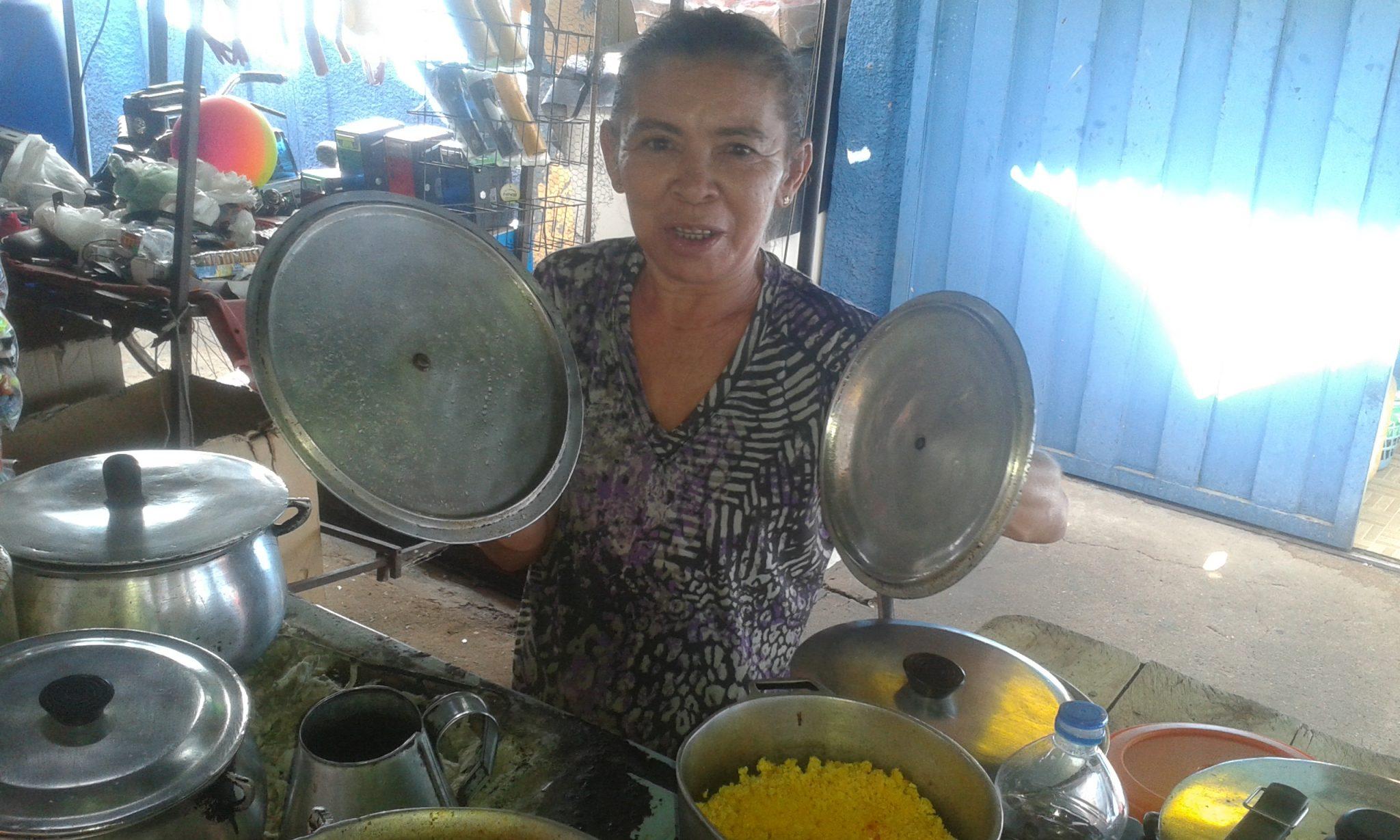 Comida Do Mercado: Uma Tentação Em Todos Os Sentidos