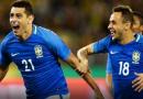 Diego Souza faz gol mais rápido da seleção, e Brasil goleia Austrália