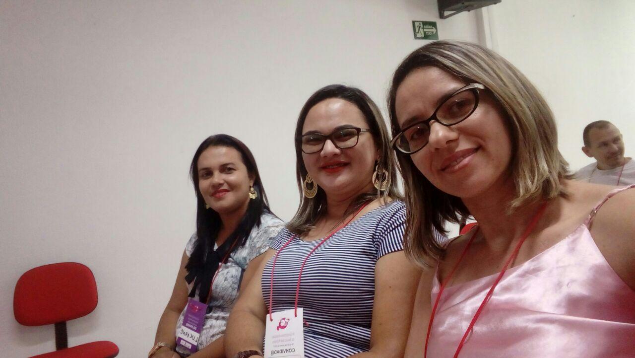 Secretária de Saúde de Jacobina participa da I Conferência Estadual de Saúde das Mulheres do Piauí
