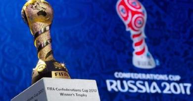 Copa das Confederações: confira os grupos da competição e a tabela de jogos