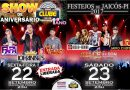 """Rádio Clube FM vai promover """"Show de Aniversário"""" em meio aos festejos de Jaicós; shows iniciam amanhã"""