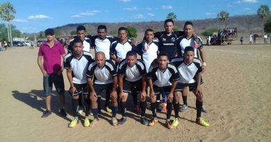 Lagoa da Caridade vence campeonato de futebol em Simplício Mendes