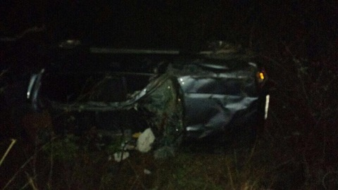 Colisão entre caminhão e SW4 deixa cinco mortos na BR-316: Vítimas são de Jaicós e Massapê