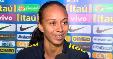 Piauiense é convocada para seleção brasileira de futebol
