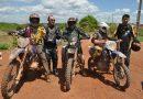 Motociclistas participam da primeira trilha em Simplício Mendes