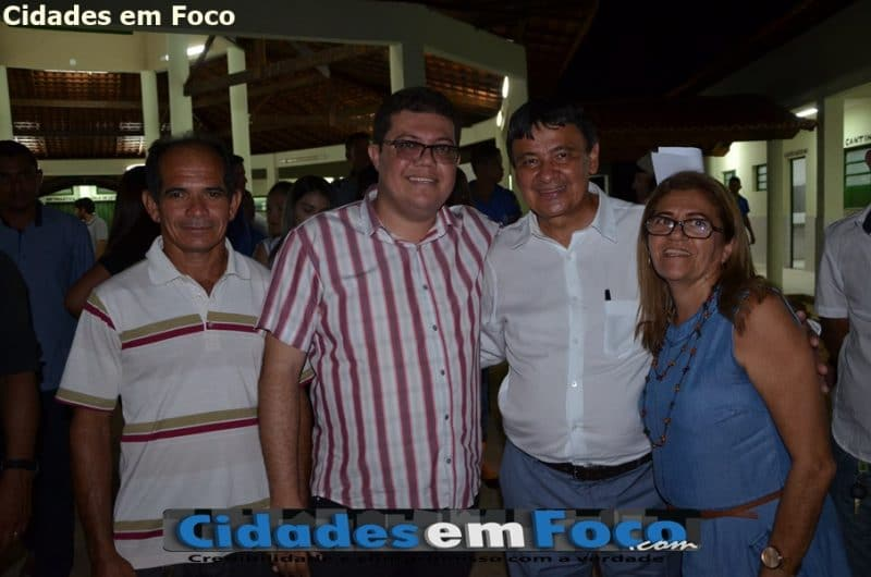 Oposição participa de agenda de Wellington Dias e cobra investimentos para Conceição do Canindé