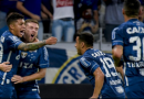 Cruzeiro vence o Fluminense no Mineirão; Coritiba empata com a Ponte