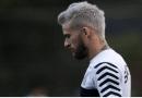 Jogador Lucas Lima é afastado pelo Santos e não joga mais no clube