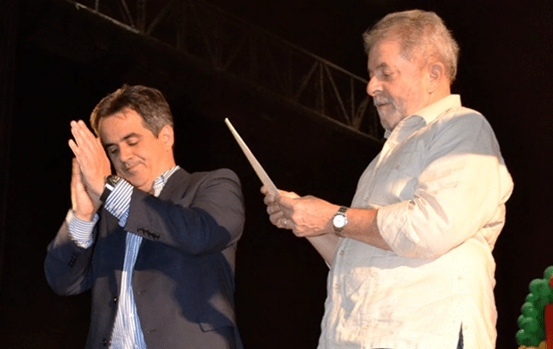 Resultado de imagem para Ciro Nogueira e Lula