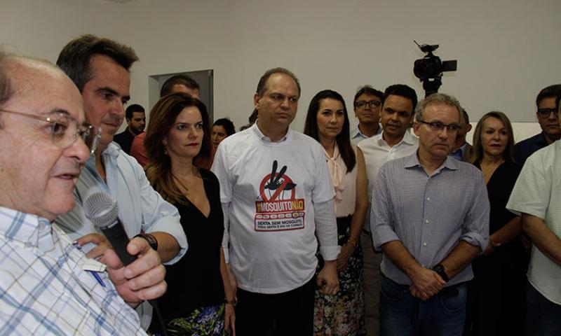 224 municípios receberão novas ambulâncias no Piauí