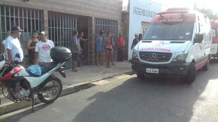 Terceirizado da Eletrobras é esfaqueado durante assalto em Teresina