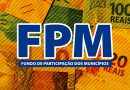 Confira o valor que cada município recebeu do FPM ontem (20)