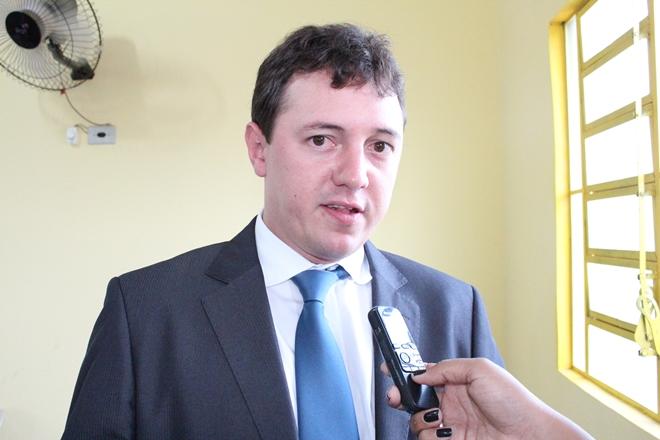 Prefeito de Wall Ferraz Danilo Martins comemora aprovação das contas
