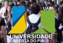 Universidade Aberta do Piauí abre mais de 700 vagas para portador de curso superior