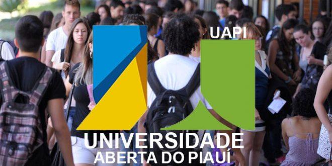 Resultado de imagem para UAPI abre 729 vagas para portador de curso superior