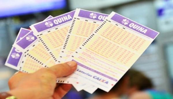 Sorteio da Quina desta terça (20): concurso 4634 com R$ 1.2 milhão