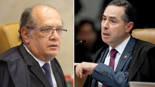 Mato-grossense Gilmar Mendes bate boca no STF com Barroso