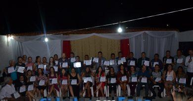 Veja fotos da solenidade de entrega de premiação Marcas Vitoriosas em Monsenhor Hipólito