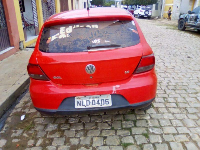 Em menos de 24 horas Força Tática de Simplício Mendes recupera mais um veículo roubado