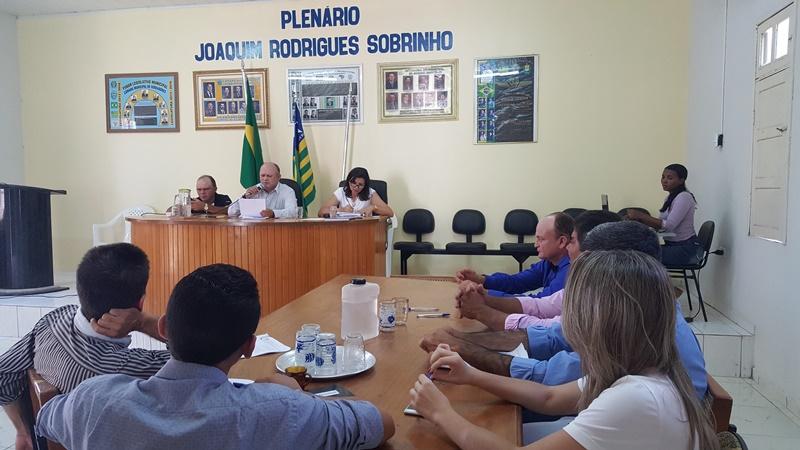 Importantíssimo PL foi aprovado em sessão extraordinária na Câmara de Jacobina