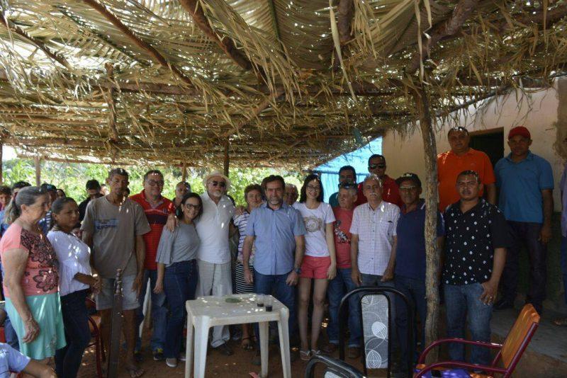 Prefeitura inaugura energia elétrica em comunidade rural de Oeiras
