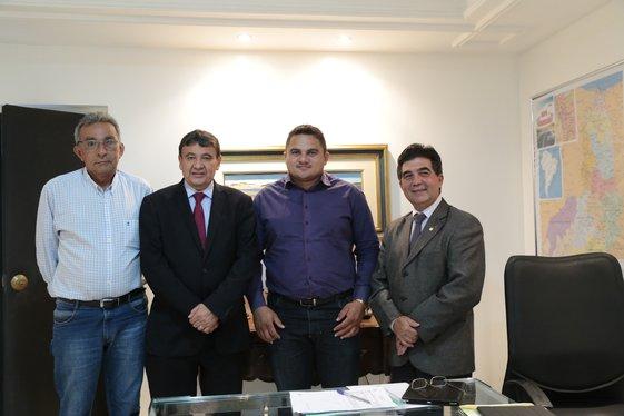 Wellington Dias autoriza investimentos para Betânia do Piauí