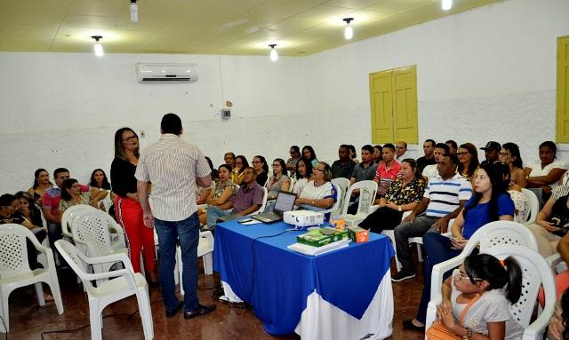 Patos do Piauí discute melhorias para Educação do município