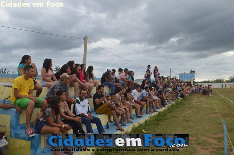 Aragão e River farão a final do campeonato de futebol de Jacobina do Piauí no domingo (29)