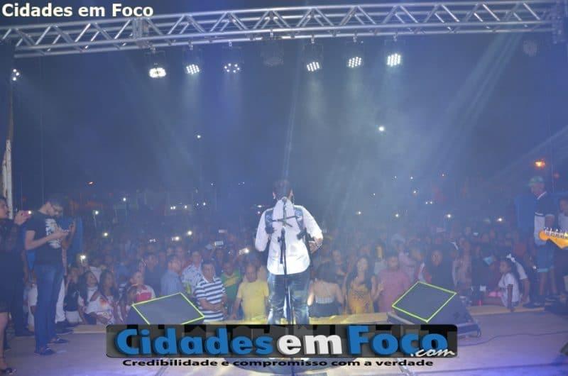 Veja fotos do shows de Guilherme Dantas e Caninana no aniversário de Santo Inácio do PI