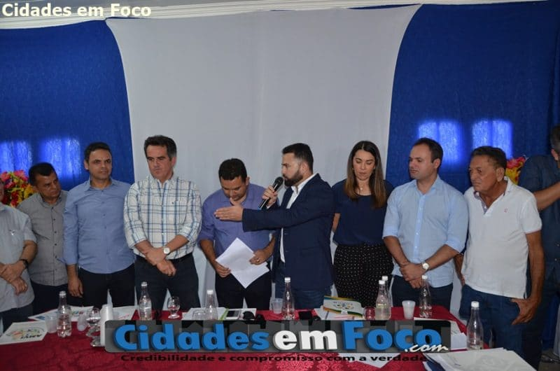 Confira fotos do encontro municipalista realizado em Jacobina do Piauí