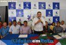 Inaugurações e anúncio de obras marcam abertura do aniversário de Lagoa do Barro do PI