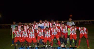 Confira fotos da final do campeonato de futebol em Santo Inácio do Piauí