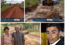 Prefeitura recupera estradas vicinais e moradora agradece atenção dada ao interior de Curral Novo