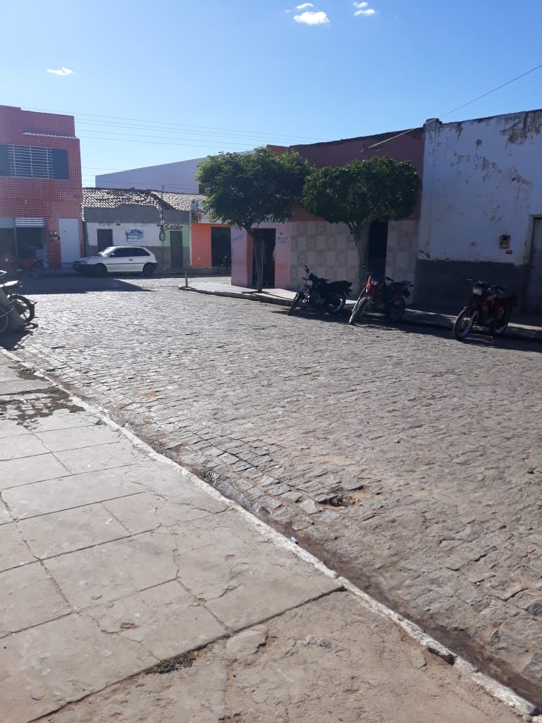 Em Curral Novo, homem leva facada e é encaminhado para Hospital Regional de Picos