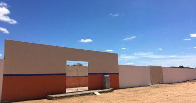 Prefeitura prepara Estádio para jogos do Campeonato de Futebol de Patos do Piauí