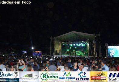 Confira II álbum de fotos do show de Gabriel Diniz em Jacobina do Piauí