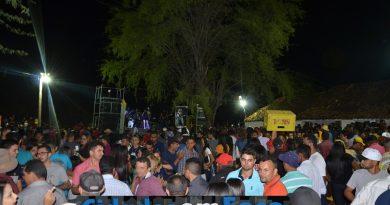 Confira imagens da festa dos vaqueiros na comunidade Patos, em Floresta do Piauí