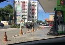 Falta combustível em alguns postos e sindicato pede calma aos condutores