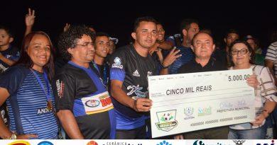 Al-kaida vence Betesda e fatura campeonato municipal de futebol de Paulistana