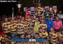 Prefeito investe e promove maior campeonato de futebol de Lagoa do Barro do Piauí