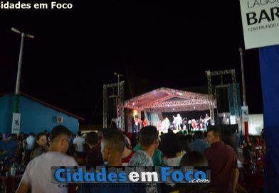 Veja fotos dos shows da banda Xenhenhem e Bruno Massa em Lagoa do Barro do Piauí
