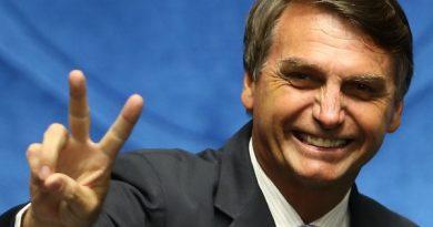 Bolsonaro prevê alta: 'Nunca me senti tão bem'