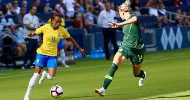Atacante piauiense é convocada para amistoso da Seleção contra Inglaterra