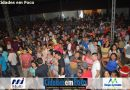 Fotos da final do campeonato e dos shows musicais em Patos do Piauí