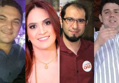 Eleição: quatro candidatos devem disputar a presidência da OAB-PI