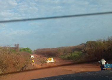Ponte no Piauí rompida há seis meses continua sem reparos