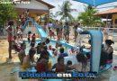 Prefeitura promove dia de lazer para crianças e adolescentes de Queimada Nova