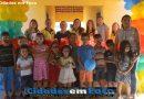 Cras de Curral Novo do Piauí realiza festa em comemoração ao Dia das Crianças