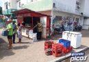 Trailers são retirados das praças de Picos em meio a revolta e protestos