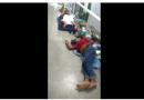 Vídeo flagra pacientes no chão e revela superlotação no hospital de Floriano
